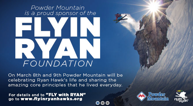 Flyin Ryan Powder Mtn 2013