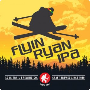 Flyin Ryan IPA tap logo