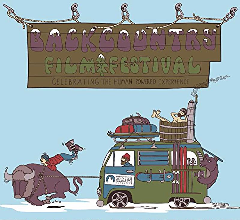 Backcountry Film Festival 2016 poster