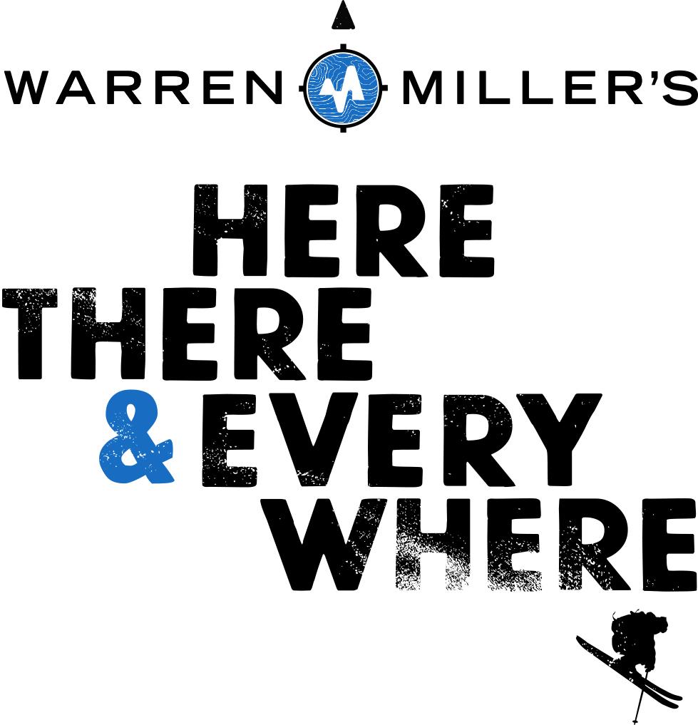 Here, There & Everywhere logo